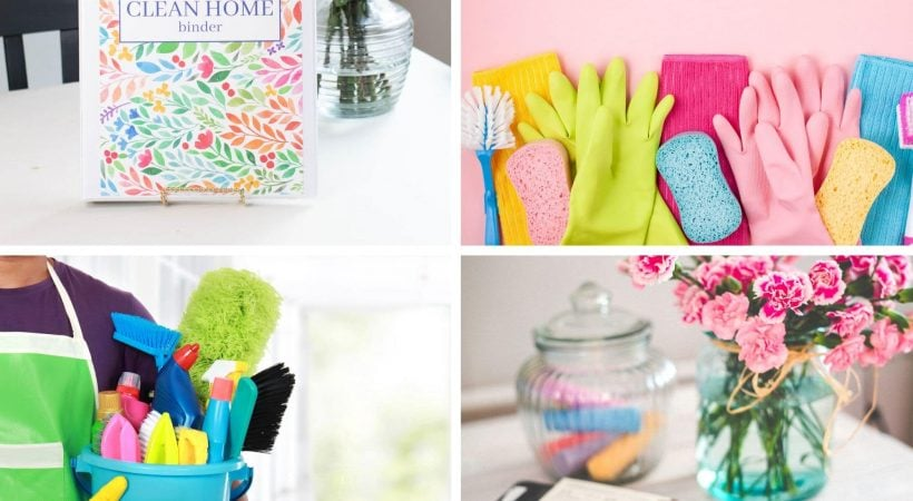 Best Spring Cleaning Printables