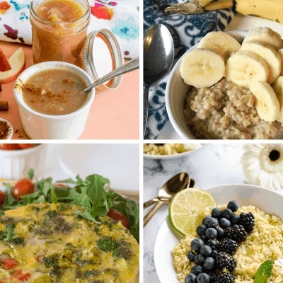 Weight Watchers Instant Pot Breakfast Recipes CarrieElle.com