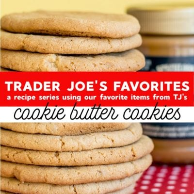 Trader Joe's Cookie Butter Cookies