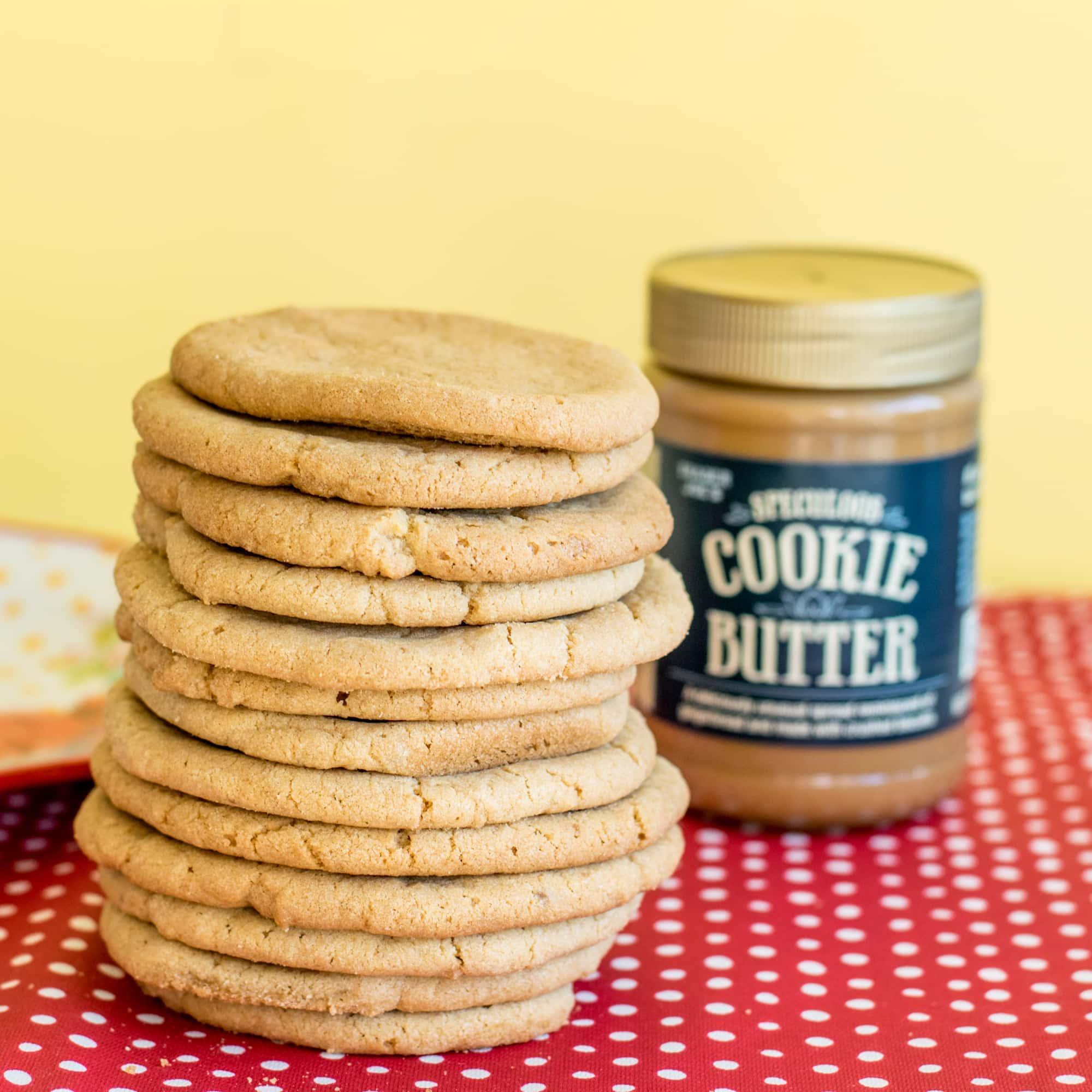 Trader Joe's Cookie Butter Cookies CarrieElle.com