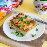 Crock Pot Southwestern Breakfast Casserole