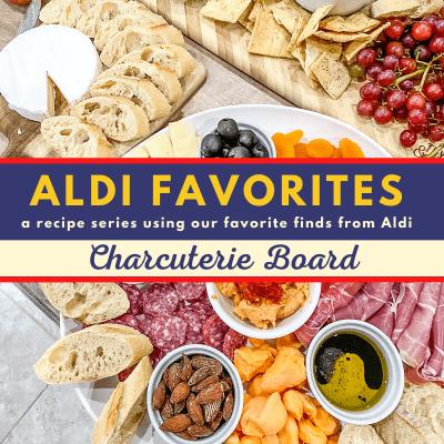 Aldi Charcuterie Board