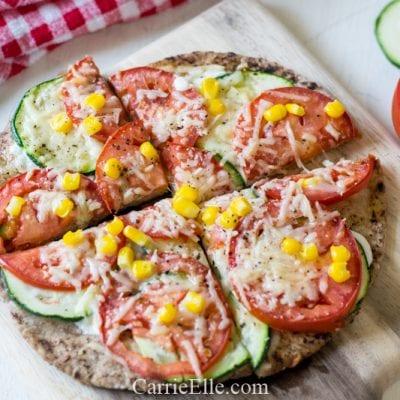 21 Day Fix Pizza Recipes
