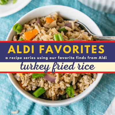 Turkey Fried Rice | 21 Day Fix | Weight Watchers