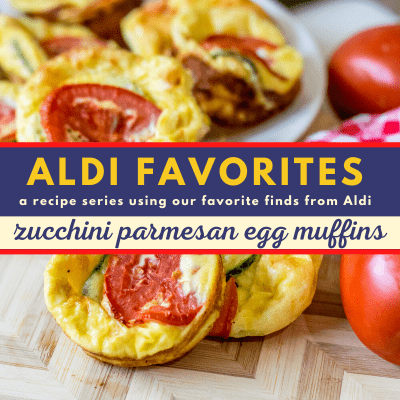 Zucchini Parmesan Egg Muffins | 21 Day Fix | Weight Watchers
