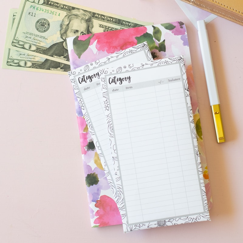 Printable cash envelopes are a game changer for finances and budgeting. I am telling you – if you want to take control of your money, this is the easiest place to start! I have some great black and white printable cash envelopes for you below. If you don't know where to start these printable cash envelopes are easy to make and printer friendly.